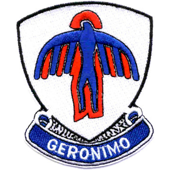 501st Airborne Infantry Regiment Patch
