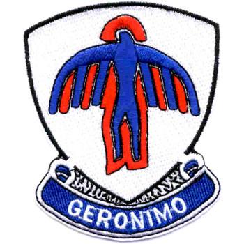 501st Airborne Infantry Regiment Patch