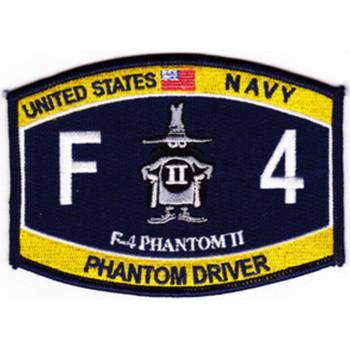 F-4 Phantom II Patch Phantom Driver Spook Rating