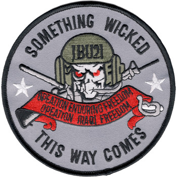 IBU-21 Inshore Boat Unit Twenty One Patch