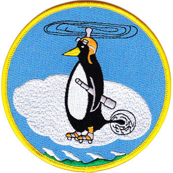 HU-2 Helicopter Utility Squadron A Version Patch
