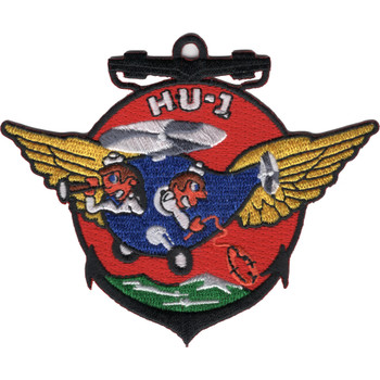 HU-1 Helicopter Utility Squadron Patch Korea