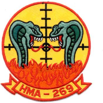 HMA-269 Helicoper Attack Squadron Patch
