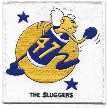 DESRON 47 Destroyer Squadron The Sluggers Patch