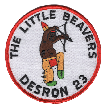 Desron 23 Destroyer Squadron Patch