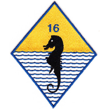 DESRON 16 Destroyer Squadron Patch