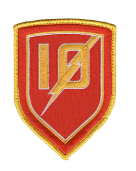 DESRON 10 Destroyer Squadron Patch