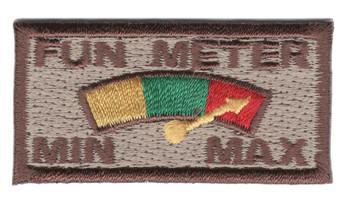 Desert Fun Meter Patch