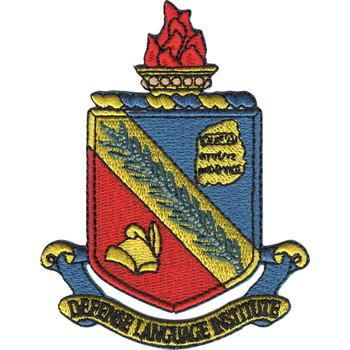 Defense Language Institute Patch