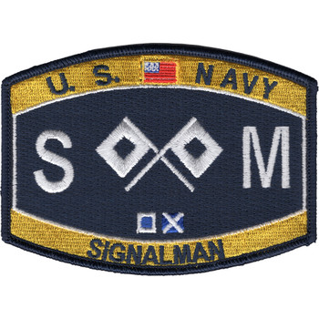 Deck Signalman Rating Patch