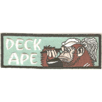 Deck Ape Liberty Cuff Patch (Pair)
