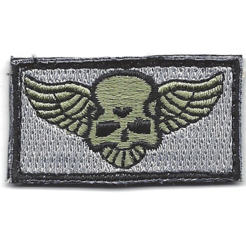 Death Angel Morale Patch Hook And Loop