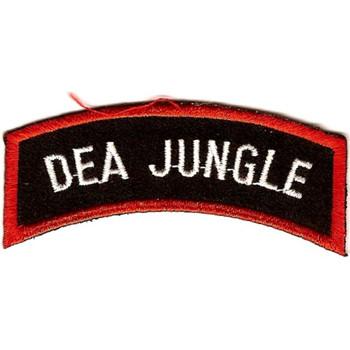DEA Jungle Military Tab Patch