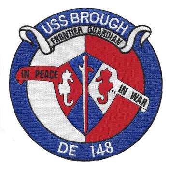DE-148 USS Brough Destroyer Escort