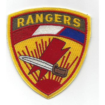 6th Ranger Battalion Patch