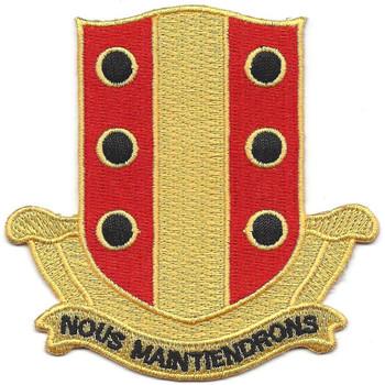 6th Maintenance Battalion Patch