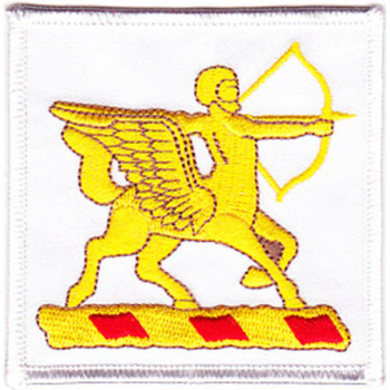 6th Field Artillery Regiment Patch