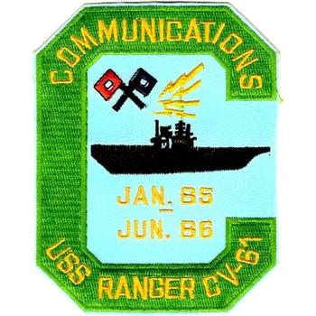 CV-61 USS Ranger Patch