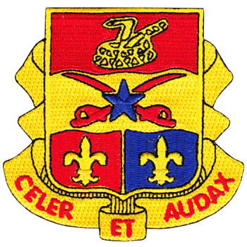 6th Field Artillery Battalion Patch