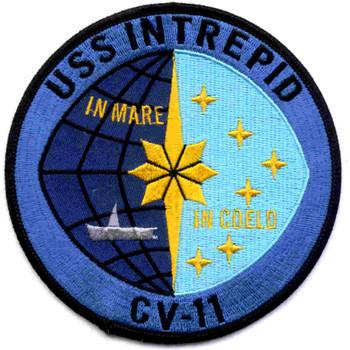 CV-11 USS Intrepid Patch