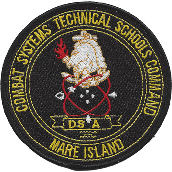 CSTSC Mare Island Patch