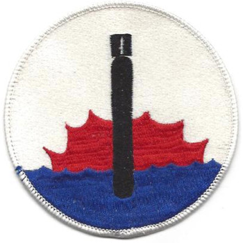 6th Bomber Squadron Patch