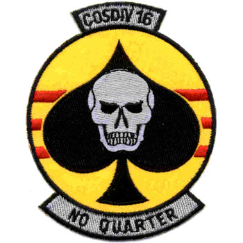 COSDIV-16 Coastal Division Sixteen Patch