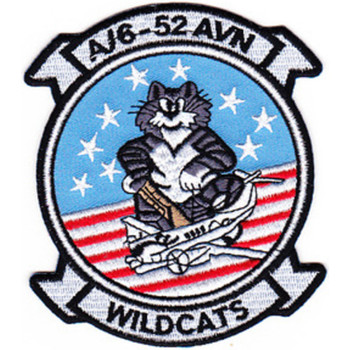 6th Battalion 52nd Aviation Regiment Company A Patch - Tomcat