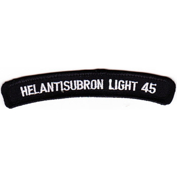 Helantisubron Light 45 Patch Rocker