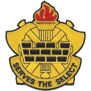 Headquarters Berlin Special Troop Brigade Patch
