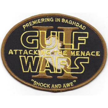 Gulf Wars II Patch