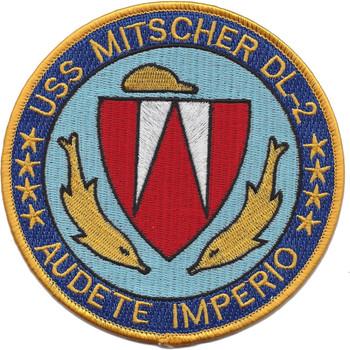 DL-2 USS Mitscher Patch