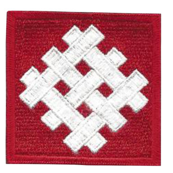 6th Army Group Patch