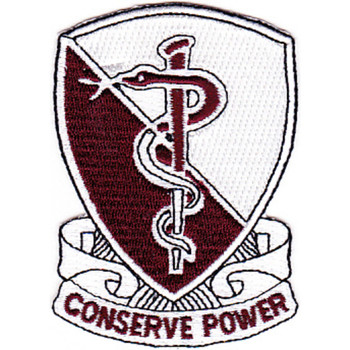 68th Medical Group Patch - Version A