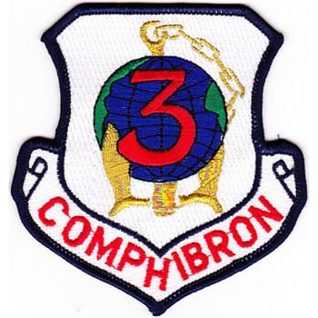 COMPHIBRON 3 Command Amphbious Squadron Three Patch