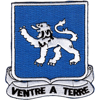 68th Infantry Regiment Patch