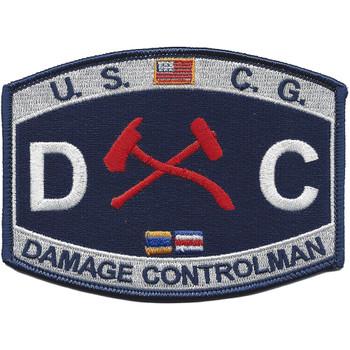 CG-Engneering Rating Damage Controlman Patch