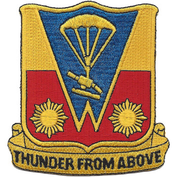 674th Airborne Field Artillery Battalion Patch - B Version