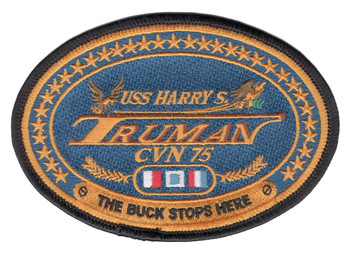 CVN-75 USS Harry S Truman Patch