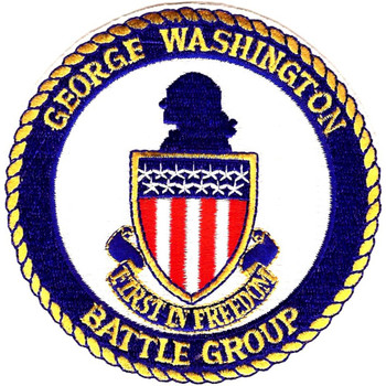 CVN-73 USS George Washington BATTLE GROUP