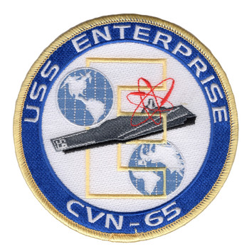 CVN-65 USS Enterprise Patch