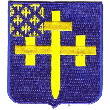 64th Infantry Regiment Patch