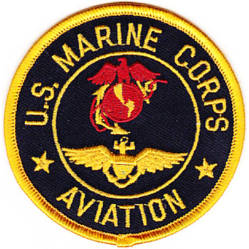 Aviation Comemorative Patch