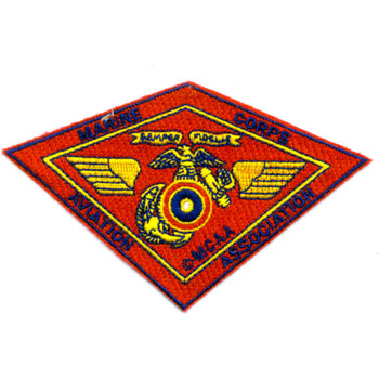 Aviation Association Patch Semper Fidelis Small