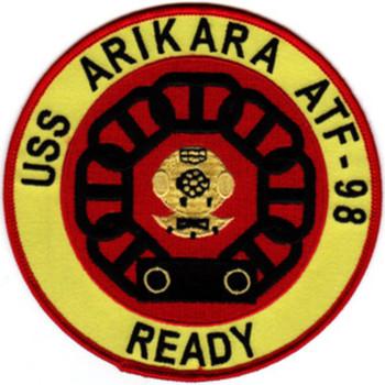 ATF-98 USS Arikara Patch