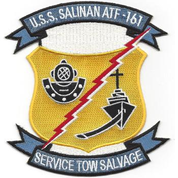 ATF-161 USS Salinan Patch