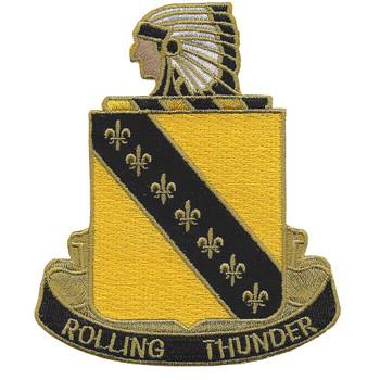 645th Tank Destroyer Battalion Patch