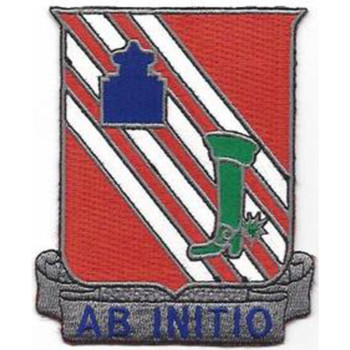 63rd Signal Battalion Patch