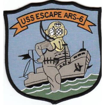 ARS-6 USS Escape Patch