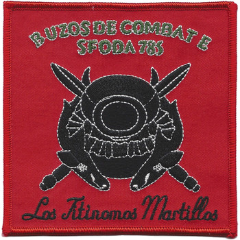 Army Special Forces ODA 785 Patch